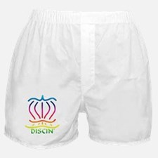 Asiatic Discin' Design Colors Boxer Shorts