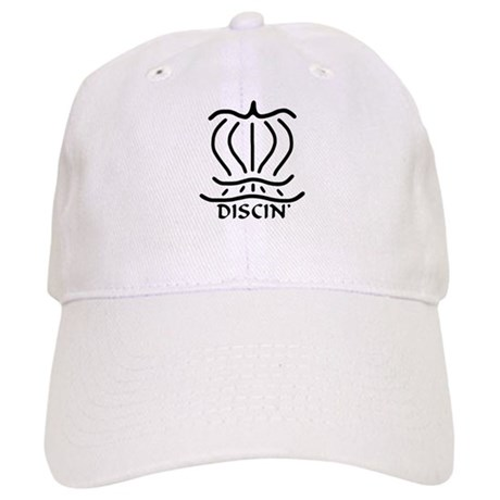 Asiatic Discin' Design B&W Cap