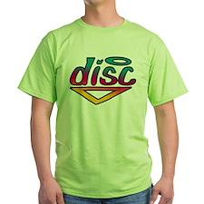 Disc Golf Text Shape1 T-Shirt