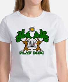Play Disc Original Design Women's T-Shirt