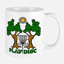 Play Disc Original Design Mug