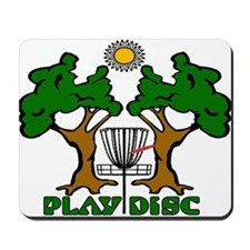 Play Disc Original Design Mousepad
