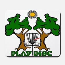Play Disc Original Design Mousepad