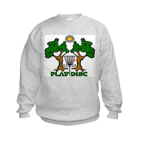 Play Disc Original Design Kids Sweatshirt