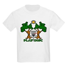 Play Disc Original Design T-Shirt