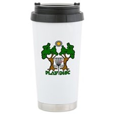 Play Disc Original Design Travel Mug