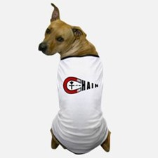 Disc Golf Chain Magnet Dog T-Shirt