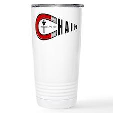 Disc Golf Chain Magnet Travel Coffee Mug