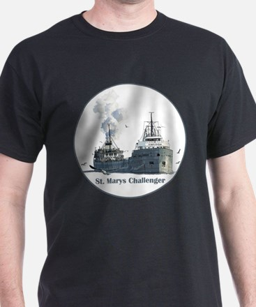 The St. Marys Challenger T-Shirt