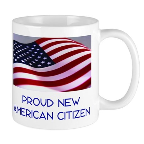 New American Citizen Mug