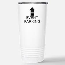 Event Parking Travel Mug