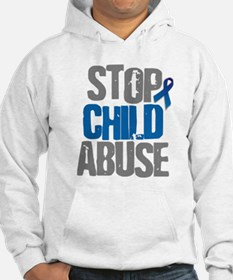 Stop Child Abuse Hoodie