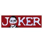 Obama Joker Bumper Sticker (50 pk)
