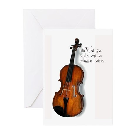 Viola Gifts Greeting Cards (Pk of 10)