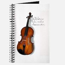 Viola Gifts Journal
