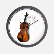 Viola Gifts Wall Clock