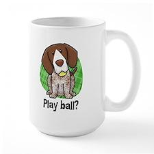 Play Ball German Shorthair Mug