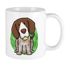 Play Ball German Shorthair Small Mug