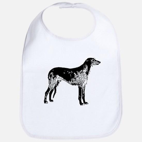 Scottish Deerhound Bib