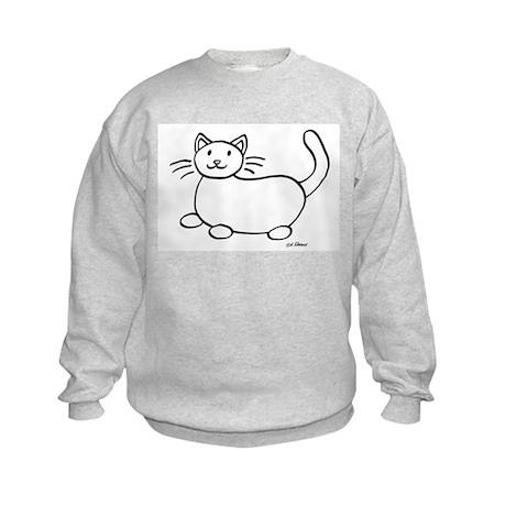 Kind Hearted Woman Kids Sweatshirt