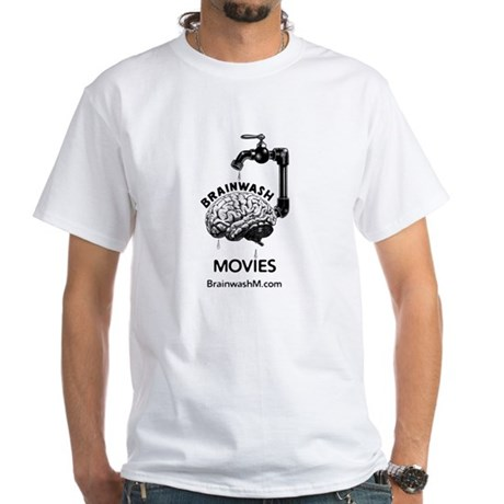 Official Brainwash Movie Festival T-Shirt