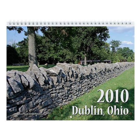 Dublin, Ohio Wall Calendar