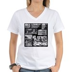 Ammonwear Women's V-Neck T-Shirt