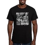 Ammonwear Men's Fitted T-Shirt (dark)