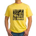 Ammonwear Yellow T-Shirt