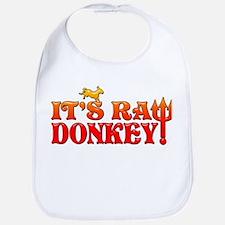 It's RAW Donkey! Bib