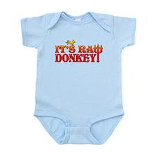 It's RAW Donkey! Infant Bodysuit