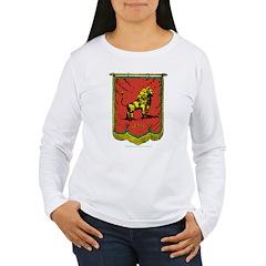 Jah Lion Banner T-Shirt