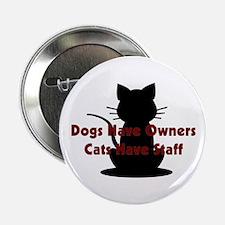 "Cat Staff 2.25"" Button"