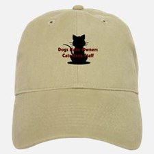 Cat Staff Baseball Baseball Cap