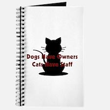 Cat Staff Journal
