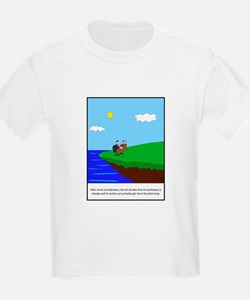 Outdoor desk job T-Shirt