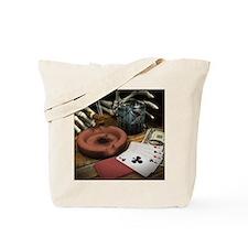 POKER HANDS! Tote Bag