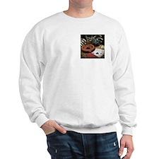 POKER HANDS! Sweatshirt
