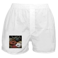 POKER HANDS! Boxer Shorts