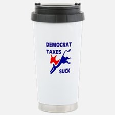 KICK THEM ALL OUT! Stainless Steel Travel Mug