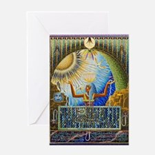 Magical Egypt Greeting Card