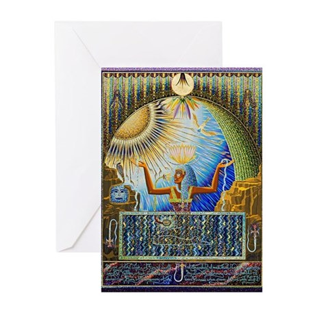 Magical Egypt Greeting Cards (Pk of 10)