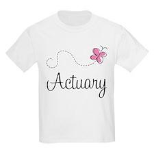 Cute Actuary T-Shirt