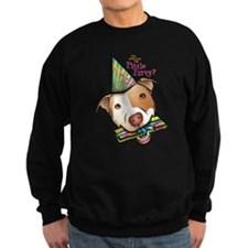 Pittie Party Sweatshirt