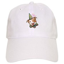 Pittie Party Baseball Cap