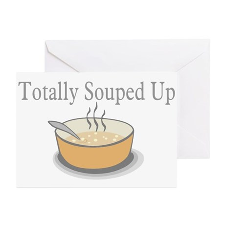 Totally Souped Up Greeting Cards (Pk of 20)