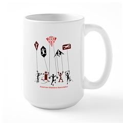 AKA Classic Petroglyph Lives Mug