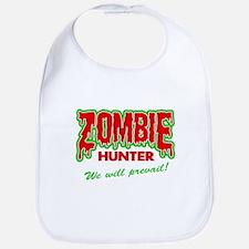 Zombie Hunter Society Bib