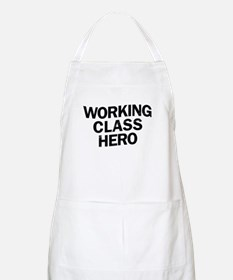 Working Class Hero BBQ Apron
