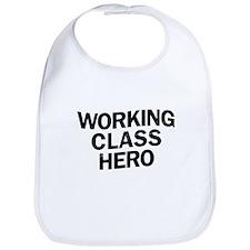 Working Class Hero Bib